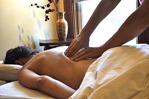 Ashiatsu massage image