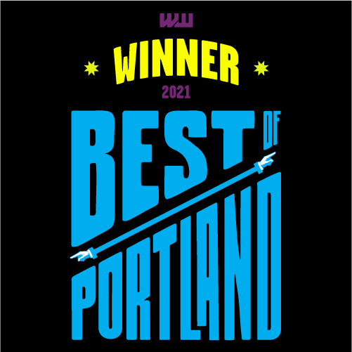 Nominated for best local service Willamette Week 2021